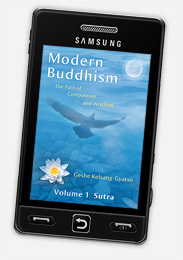Modern Buddhism - The Path of Compassion and Wisdom - Volume 1 Sutra